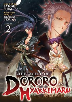 LEGEND OF DORORO AND HYAKKIMARU, THE -  (ENGLISH V.) 02