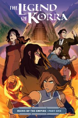 LEGEND OF KORRA -  RUINS OF EMPIRE TP -  PART ONE