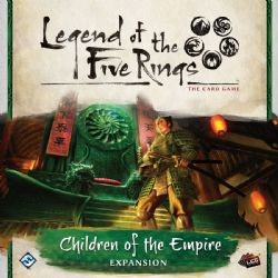 LEGEND OF THE FIVE RINGS -  CHILDREN OF THE EMPIRE - EXPANSION (ENGLISH)