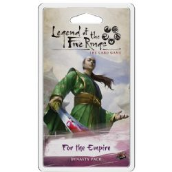 LEGEND OF THE FIVE RINGS : THE CARD GAME -  FOR THE EMPIRE (ENGLISH)