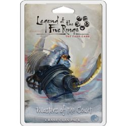 LEGEND OF THE FIVE RINGS : THE CARD GAME -  MASTERS OF THE COURT (ENGLISH)