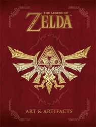 LEGEND OF ZELDA, THE -  ART & ARTIFACTS HC