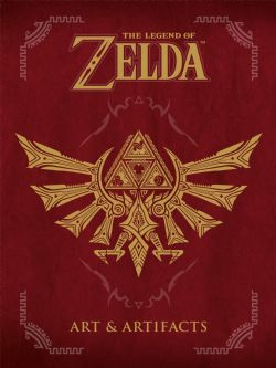 LEGEND OF ZELDA, THE -  ART & ARTIFACTS (V.F.)