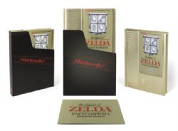LEGEND OF ZELDA, THE -  ENCYCLOPEDIA DELUXE EDITION HC
