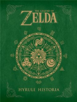 LEGEND OF ZELDA, THE -  HYRULE HISTORIA HC (USED)