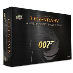 LEGENDARY -  007 JAMES BOND EXPANSION (ENGLISH)
