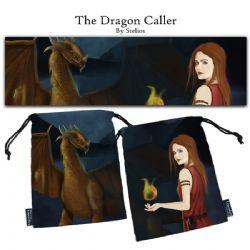LEGENDARY DICE BAGS -  THE DRAGON CALLER