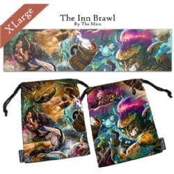 LEGENDARY DICE BAGS -  THE INN BRAWL XL