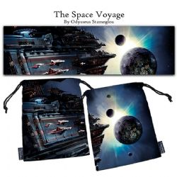LEGENDARY DICE BAGS -  THE SPACE VOYAGE
