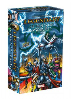 LEGENDARY -  HEROES OF ASGARD (ENGLISH)