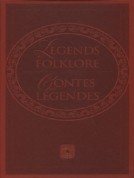 LEGENDS AND FOLKLORE -  EMPTY BINDER FOR