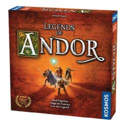 LEGENDS OF ANDOR -  BASE GAME (ENGLISH)