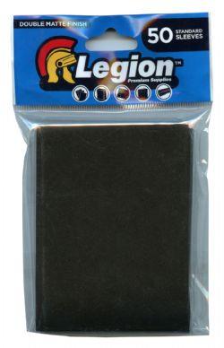 LEGION BLACK -  LEGENDARY 50 CARD SLEEVES