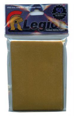 LEGION GOLD -  LEGENDARY 50 CARD SLEEVES