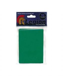 LEGION GREEN -  LEGENDARY 50 CARD SLEEVES