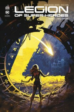 LEGION OF SUPER-HEROES -  MILLÉNIUM 01