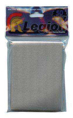 LEGION SILVER -  LEGENDARY 50 CARD SLEEVES