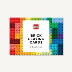 LEGO -  BRICK PLAYING CARDS