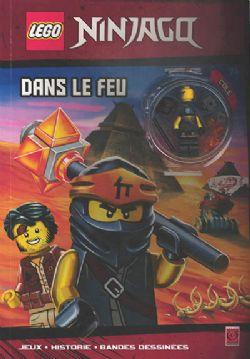 LEGO -  DANS LE FEU -  LEGO NINJAGO