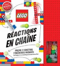 LEGO -  IMAGINE ET CONSTRUIS D'INGÉNIEUSE MACHINES! -  RÉACTIONS EN CHAINE