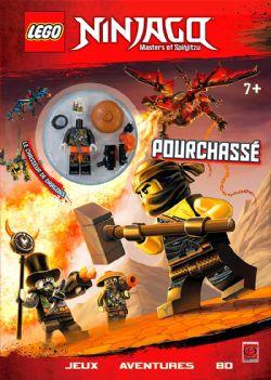 LEGO -  MASTERS OF SPINTJITZU - POURCHASSÉ -  LEGO NINJAGO
