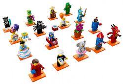 LEGO -  MINIFIGURES -  PARTY 71021