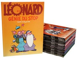LEONARD -  COLLECTION 49 ALBUMS