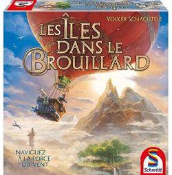 LES ÎLES DANS LE BROUILLARD (FRENCH)