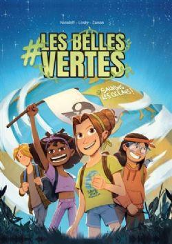 #LES BELLES VERTES -  SAUVONS LES OCÉANS ! 01