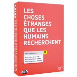LES CHOSES ÉTRANGES QUE LES HUMAINS RECHERCHENT (FRENCH)