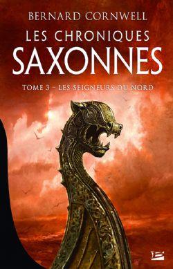 LES CHRONIQUES SAXONNES -  LES SEIGNEURS DU NORD (GRAND FORMAT) 03