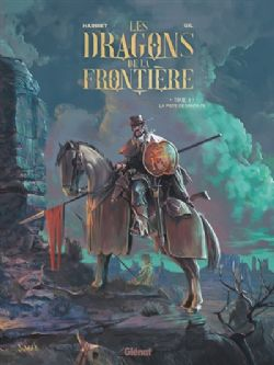 LES DRAGONS DE LA FRONTIÈRE -  LA PISTE DE SANTA FE 01