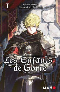 LES ENFANTS DE GORRE -  -NOVEL- (FRENCH V.) 01