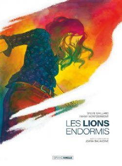LES LIONS ENDORMIS