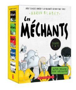 LES MÉCHANTS -  COFFRET VOLUME 6 À 10