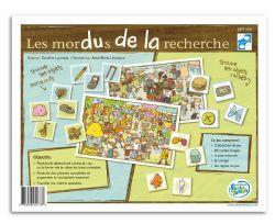 LES MORDUS DE LA RECHERCHE (FRENCH)