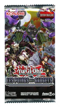 LES POINGS DES GADGETS -  BOOSTER PACK (P5/B24) (FRENCH)