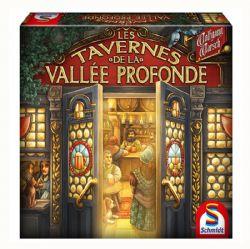 LES TAVERNES DE LA VALLÉE PROFONDE (FRENCH)