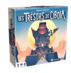 LES TRÉSORS DE CIBOLA (FRENCH)
