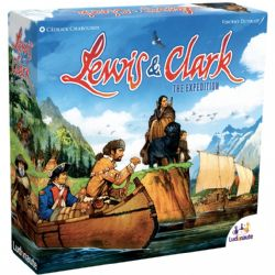 LEWIS & CLARK -  LEWIS & CLARK: THE EXPEDITION (ENGLISH)
