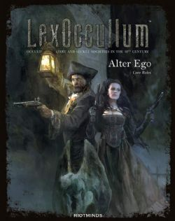 LEXOCCULLUM -  ALTER EGO (ENGLISH)