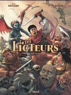 LICTEURS, LES -  LA MORT DU GRAND DIEU PAN 01