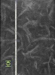 LIGHTHOUSE -  BLACK 8-SHEET STOCKBOOK (16 BLACK PAGES)