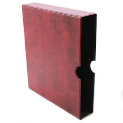 LIGHTHOUSE CANADA -  RED SLIPCASE