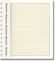 LIGHTHOUSE -  LIGHTHOUSE LB4MIX STORAGE SHEET (PACKAGE OF 10)