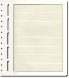LIGHTHOUSE -  LIGHTHOUSE LB8 STORAGE SHEET (PACKAGE OF 10)
