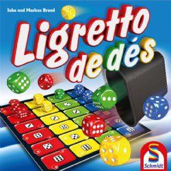 LIGRETTO -  LIGRETTO DE DÉS (FRENCH)