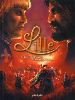 LILLE -  DE LYDÉRIC ET PHINAERT À CHARLES LE TÉMÉRAIRE 01
