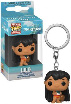 LILO AND STITCH -  POP! VINYL KEYCHAIN OF LILO (2 INCH)