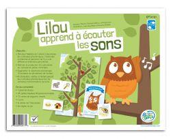 LILOU APPREND À ÉCOUTER LES SONS (FRENCH)